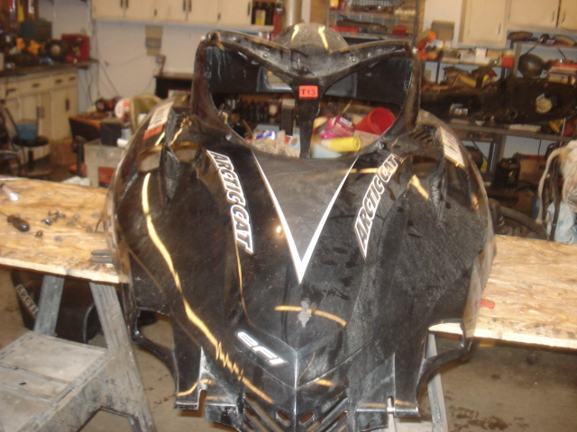 Parts available from 2005 Arctic Cat Sabercat 700
